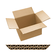 Icon Material Cardboard