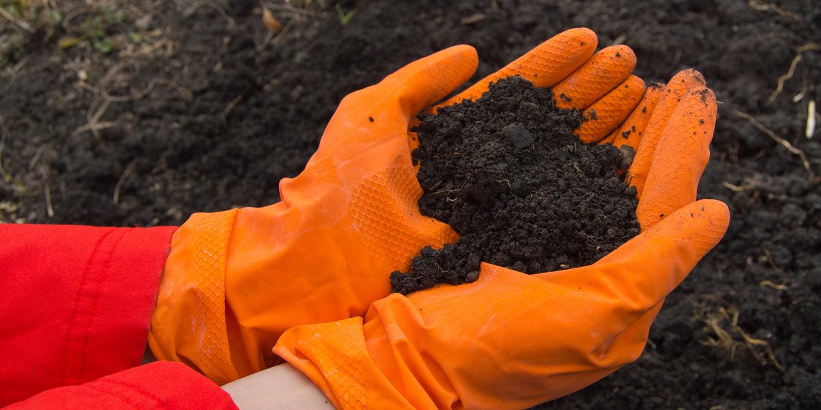 Photo Resources Contaminated Soil