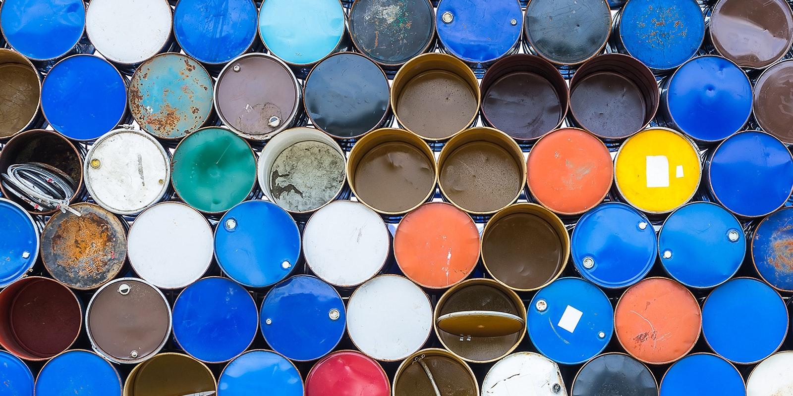 Photo Resources Contaminated Waste
